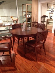 A very attractive dining set from Artistica