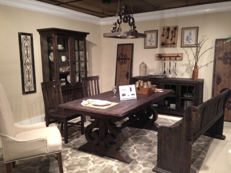 Dining set from Magnussen Home