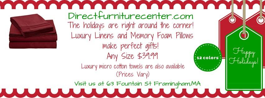 fb cover luxury linens