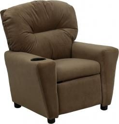 flash furniture kiddie microfiber recliner