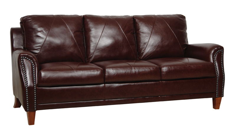 Austin Sofa by Luke Leather