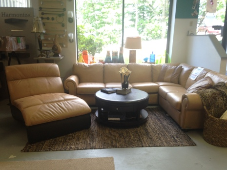 Three Piece Huntington Sectional by Jaymar SALE: $4,610.25 (Reg. $10,245.00 )