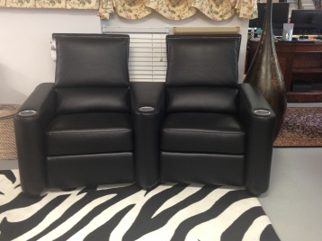 Home Theater Seating by Jaymar - one chair motorized SALE: $2,909.25 (Reg. $6,465.00 )