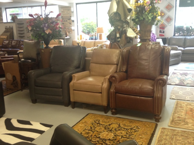 Save on all recliners during our 40th Anniversary Sale