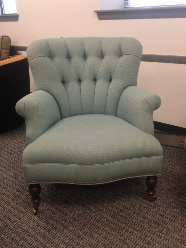 Taylor King Chair. SALE $599.99