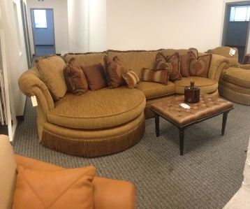 Taylor King Beaudelaire Three Piece Sectional SALE: $5,616.00 (Reg. $12,480.00 )
