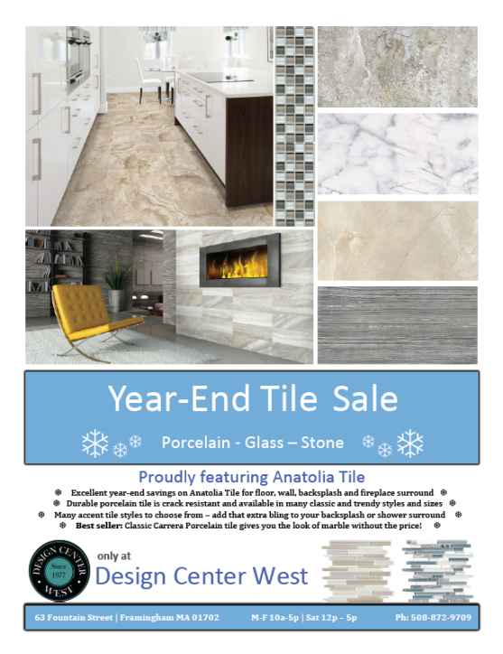 tile sale for web